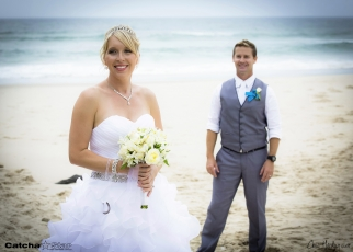 Lighthouse Beach Wedding, Ballina 2014