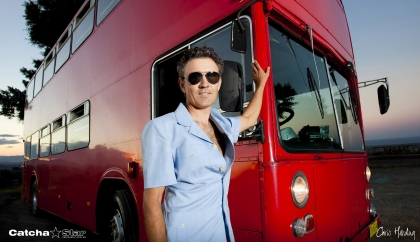 Corporate Photography: Magic Bus, Byron Bay