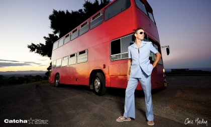 Corporate Photography: Magic Bus, Byron Bay