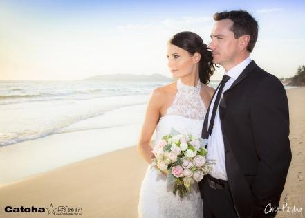 Belongil Beach Wedding, Byron Bay 2013