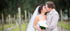 bride and groom wedding photography O'Reillys Rainforest Retreat