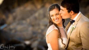 Bride and Groom Portrait Cabarita Beach Wedding Photography