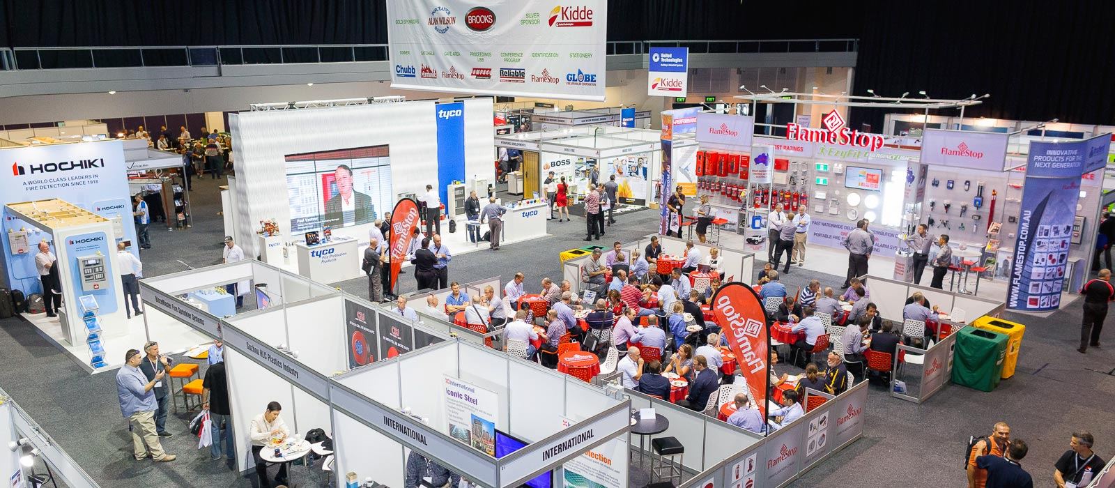 Gold Coast Convention Centre trade show corporate event photography