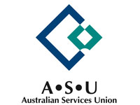 Australian Services Union logo