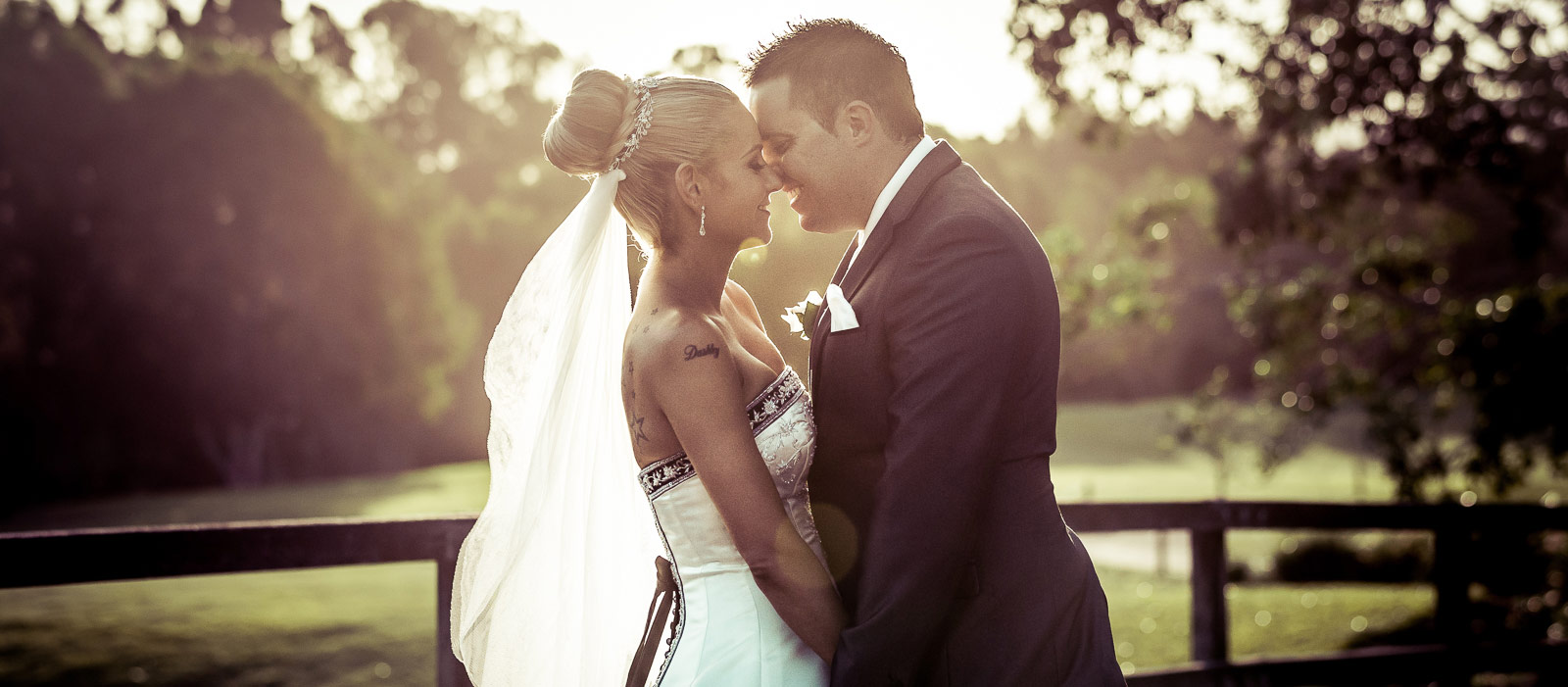 bride-and-groom-head-to-head-The-Glades-Gold-Coast-wedding-photography