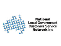 National Local Government Customer Service Network logo