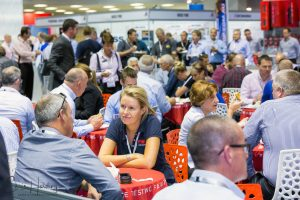 Networking Lunch at FPA Conference, Gold Coast Convention Centre 2017