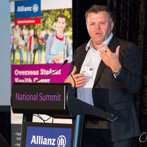 Speaker at Allianz National Health Summit, Gold Coast QLD