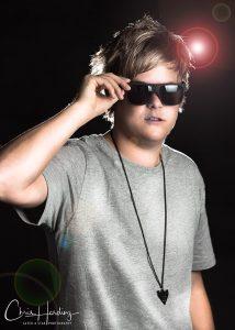 DJ Headshot Photography Gold Coast