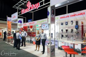 Exhibitor at FPA Conference, Gold Coast Convention Centre 2017