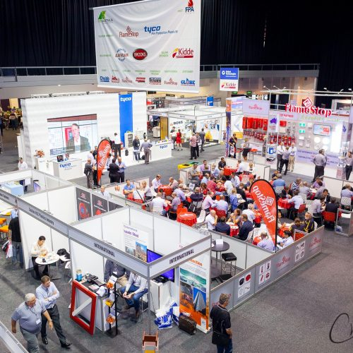 Trade Show at FPA Conference, Gold Coast Convention Centre 2017