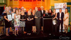 Award Recipients at NLGCSN Conference, Gold Coast QLD