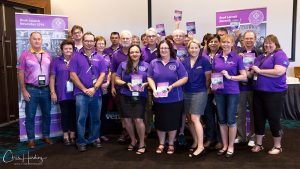 Book Launch ASU National Conference Photography Tweed Heads