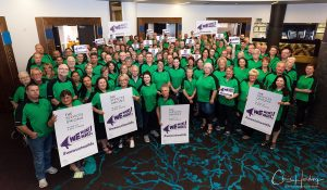 We Won't Wait Campaign at ASU National Conference Photography Tweed Heads