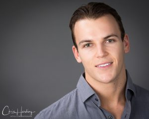 Patrick - Actor Headshot Photography Gold Coast