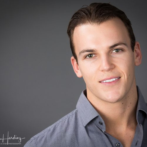 Patrick - Actor Headshot Photography Gold Coast