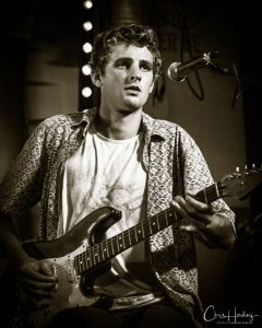 Mitch King Live Playing Guitar