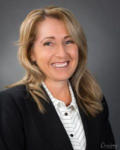 Female corporate portrait headshot