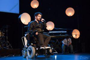 Night of Abilities Singing Performer