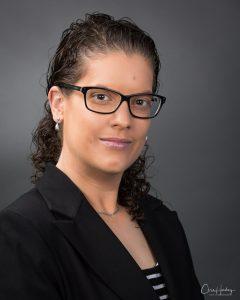 Female corporate portrait headshot