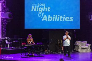 Night of Abilities 2018 Singer Wide