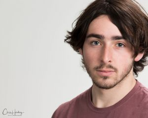 Male Actor Headshot