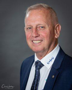Executive Member portrait