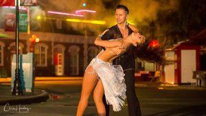 Salsa Dancers Dip